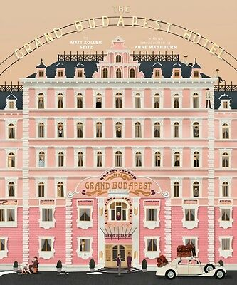 The Wes Anderson Collection: The Grand Budapest Hotel (Hardcover). 9781419715716