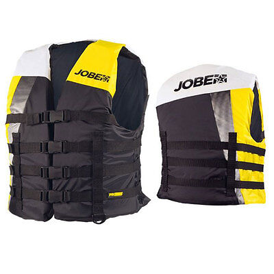 2016 Jobe Progress Dual Impact / Bouyancy Vest, Wakeboard, Waterski, Kneeboard