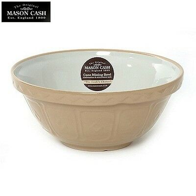 Mason Cash Cane Mixing Bowl 26Cm Earthenware Food Prepware Kitchen Home New