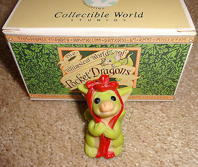 Whimsical World of Pocket Dragons by Real Musgrave 1995 Red Ribbon #002821