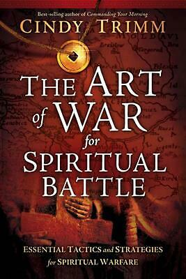 The Art of War for Spiritual Battle by Cindy Trimm (English) Hardcover Book