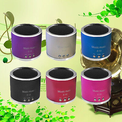 Mini Portable Sans Fil Speaker Radio FM Support USB Micro SD carte de TF MP3