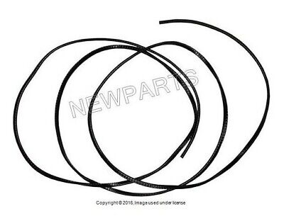 For Porsche 944 951 Sunroof Seal GENUINE Weatherstrip Gasket Rubber Beading