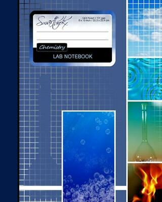 Lab Notebook: Chemistry Laboratory Notebook for Science Student / Research / Col