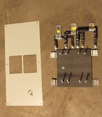 Siemens FXD6A dual subfeed breaker mounting kit 250 amp P2 panel hardware strap