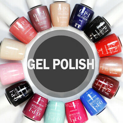 "OPI GelColor UV/LED Soak off Gel Polish 0.5oz ""Choose Any Colour"" Part III"