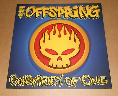 The Offspring Conspiracy of One Poster 2-Sided Flat Square 2000 Promo 12x12