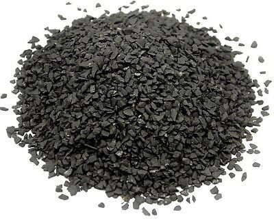 Shungite Chips - 1 Pound - 3 to 8mm Granules - Thousands of Pieces - lb Bulk Lot