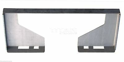 "HD 1/2"" Quick Attach Attachment Mount Plate Skid steer Bobcat Skid Steer MPCO"