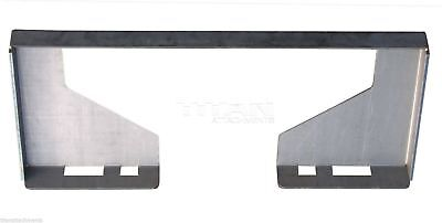 "HD 1/2"" Quick Tach Attachment Mount Plate Skid steer Bobcat Skid Steer MPCO"