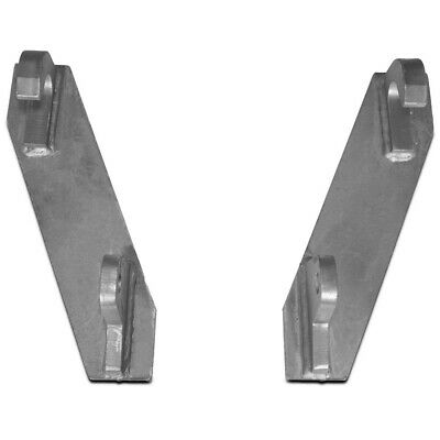 Titan Mounting Brackets made to fit John Deere Global Euro loaders