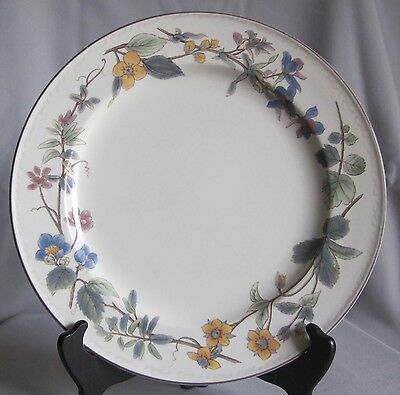 Dinner Plate Mikasa China Spring Tradition Pattern Heritage