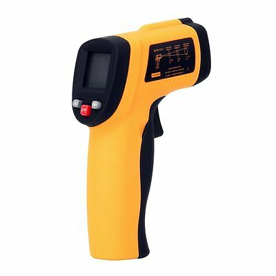 Contactless Infrared Digital Thermometer IR Pyrometer Temperature -50°C to 550°C