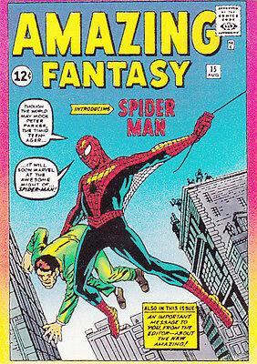 Spider-Man Ii 30Th Anniversary Card #1 September, 1962