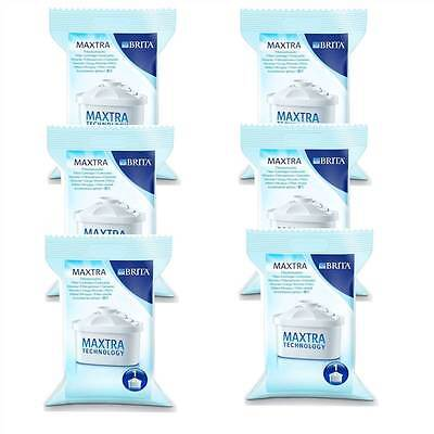 Genuine Brita Maxtra Water Filter Cartridges Various Pack Sizes In Box Brand New