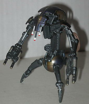 "Star Wars ""Droideka"" Shooter Figure Approx 4"" - Moveable Parts"
