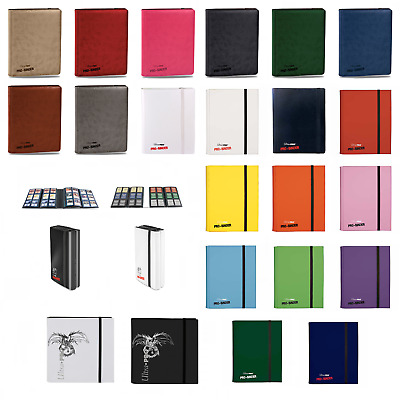 ULTRA PRO-BINDER & PREMIUM KARTEN SAMMEL-ALBUM PORTFOLIO Yugioh, Magic, Pokemon