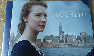 Brooklyn  Movie Book Press Kit Fyc For Your Consideration
