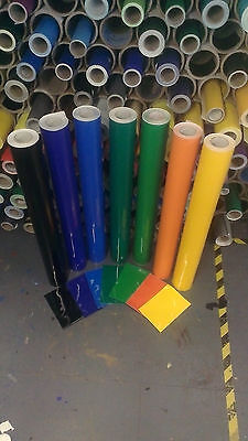 "1m - 5m /1220mm 48"" Optimal Sticky Back Plastic Self Adhesive Sign Making Vinyl"