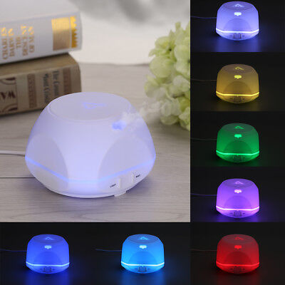 FR Huile Essentielle LED Diffuseur Aroma Humidificateur d'air Ultrasonique 100ML