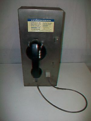 Vintage Pay Phone Telephone made by Empire Liberty Telephone Minneapolis MN