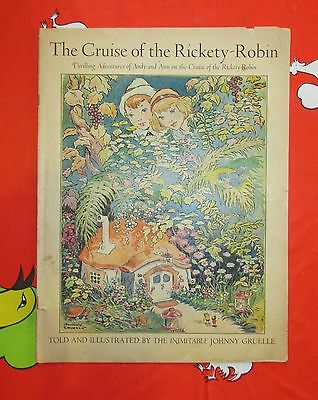 Johnny Gruelle My Very Own Fairy Stories 1928 Childrens