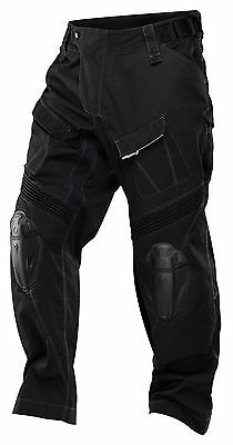 DyeTactical Pant Paintballhose Woodland Black PaintNoMore Paintball Airsoft