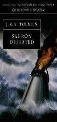 Sauron Defeated - Tolkien, J. R.  NEW Paperback March 4, 2002