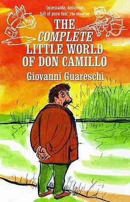 The Little World of Don Camillo - Paperback NEW Guareschi, Giov 2013-09-19