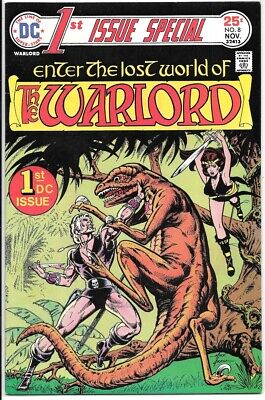 1st Issue Special Comic Book #8 The Warlord, DC Comics 1975 VERY FINE/NEAR MINT