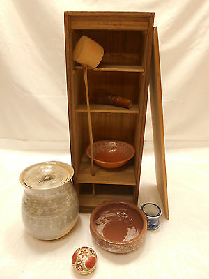 Tea Set Japanese Tea Ceremony Traditional  Vintage #59