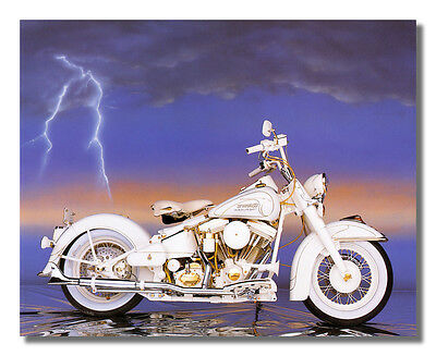 Sturgis Special Harley Davidson Motorcycle Photo Wall Picture 8x10 Art Print