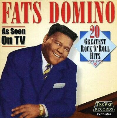 Fats Domino - 20 Greatest Rock 'N' Roll Hits [New CD]