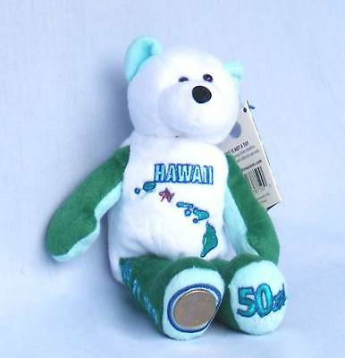 Limited Treasures State Coin Bear  Hawaii  #50