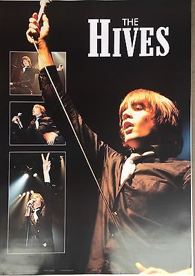 The Hives Imported From England 2001 24 X 34