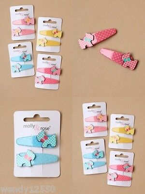 PACK OF 6 CARDS OF SPOTTY DOG MOTIF 4cm SLEEPIES (2/CARD) : SP-5945 PK6