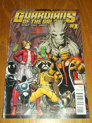 Guardians Of The Galaxy #1 Marvel Comics