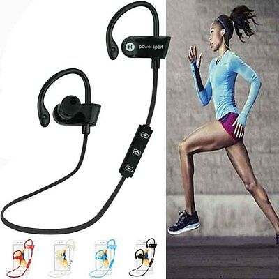 HD 4.1 Bluetooth Auriculares Inalámbricos Estéreo Impermeable Deportivo Gym