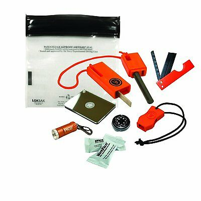 UST Base1.0 Ultimate Pocket Sized Survival Emergency Outdoor Camping Hiking Kit