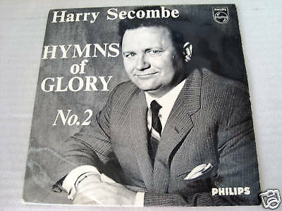 HARRY SECOMBE ep record  HYMNS OF GLORY no 2