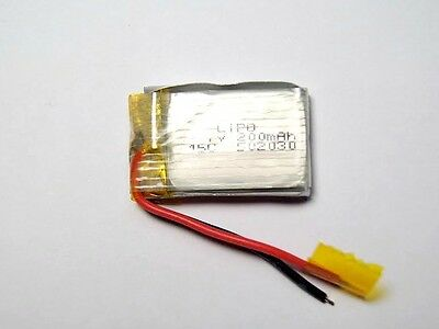 Accu batterie Lipo 3.7V 200mAH 502030 1S 15C Li-po Accus batteries Battery