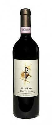 3 Bt. Barbaresco Docg Vigna Gallina 2011 Piero Busso