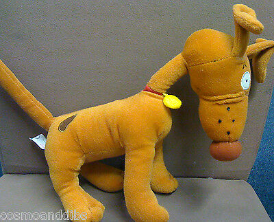 Rugrats Spike The Dog Soft Toy