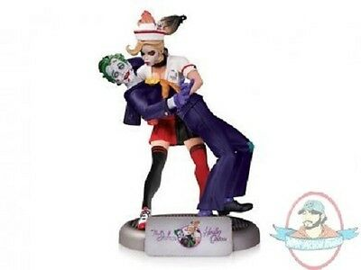 Dc Comics Bombshells Harley Quinn with Joker Statue 2nd Edition