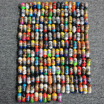 Lot of 197 Random loose Mighty Beans