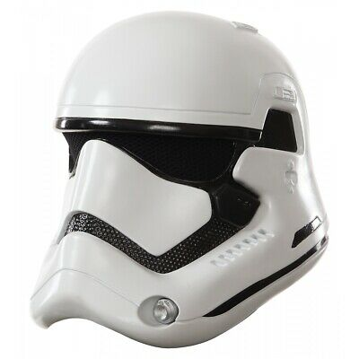 Stormtrooper Helmet Adult Star Wars First Order Costume Mask Halloween