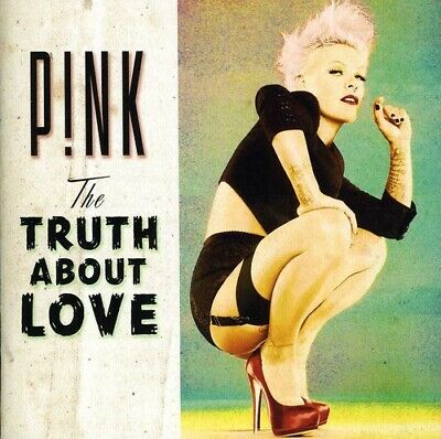 P!nk - The Truth About Love [New CD] Clean