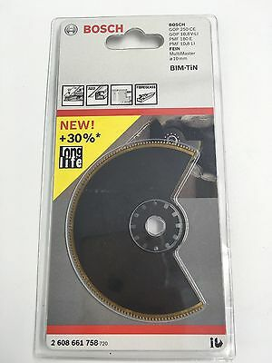 Bosch ACI85EB BIM-TiN Segment Saw for Aluminium Fibreglass 2 608 661 758
