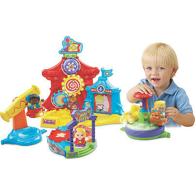 VTech Toot-Toot Friends Spin Around Carnival. From the Argos Shop on ebay