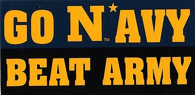 Go Navy, Beat Army Decal
